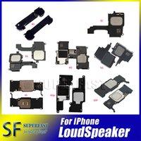 Wholesale For iPhone S C S Plus S SPlus Replacement Part Loud Buzzer Ringer Built in Speaker Flex Cable Ribbon DHL Free