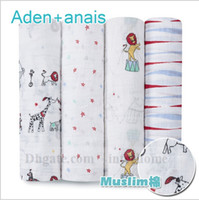 Spring/Autumn bath wrap pink - Baby Muslin Swaddling Aden Anais Swaddle Ins Wrap Newborn Blankets Nursery Bedding Parisarc Organic Cotton Bath Towels Robes Quilt B900