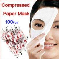 best face masque - Best Sale Skin Face Care DIY Facial Paper Compress Masque Mask DIY Mask