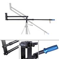 Koolertron New DSLR Portable Mini caméra vidéo DV Jib Grue Focs Arm Extention Up