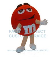 advertising chocolate - red mm chocolate mascot costume adult size custom hot sale candy advertising costumes carnival fancy dress can change colors