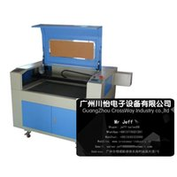 Wholesale CO2 Laser acrylic cutter plastic cutting engraving machine
