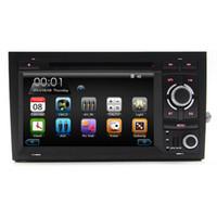 Wholesale Wince Car DVD Player For Audi A4 Audi S4 RS4 E F B9 B7 RNS E with GPS Sat Nav Car Autoradio Bluetooth