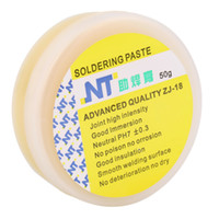 Wholesale 50g Rosin Soldering Flux Paste Solder Welding Grease Cream for Phone PCB