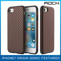 apples origins - Newest Cases For iphone Plus Pro Aesthetic Stylish Carbon Fiber Texured Origin Cell Phone Shell Freeshipping By Rock