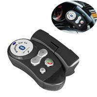 benz connection - 2016 Newest Steering Wheel Bluetooth Car Kit Support Multi point Connections Handsfree Phone Call Built in Microphone Speaker