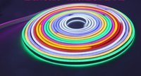 led neon flex - AC V IP68 SMD LED RGB neon flex for outdoor smd2835 led neon flex led strips Neon Light Building Lighting LED Neon flex