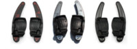 Precio de Vw jetta palanca de cambios-Volante DSG de Volkswagen Paddle Shifter Extensión (Fit: VW Golf MK5 MK6 Jetta GTI R20 SCIROCCO Tiguan)
