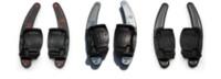 Volante DSG de Volkswagen Paddle Shifter Extensión (Fit: VW Golf MK5 MK6 Jetta GTI R20 SCIROCCO Tiguan)