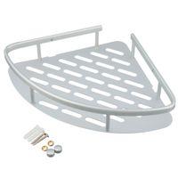 aluminum shower caddy - Hot Sale High Quality Aluminum Shower Wall Mount Corner Shelf Holder Bathroom Storage Caddy Organizer