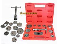auto mechanic tool sets - TAIT0018 pc Caliper Kit Rotates Piston Compressor Tool Wind Back Disc Brake Pad for Auto Mechanics