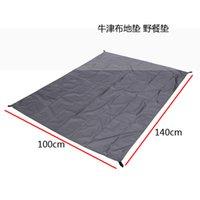 Wholesale Outdoor cloth mat picnic mat grass mat Oxford protection plain cushion