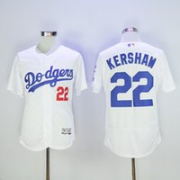 authentic mlb jerseys - 2016 Flexbase MLB Los Angeles Dodgers Clayton Kershaw Jersey Grey White Home Away All Stitched Authentic Quality