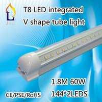 Wholesale T8 LED Integarted tube V shape tube light W led FT mm FT mm