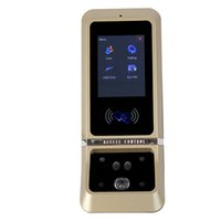access biometric - Biometric Attendance Human Face Recognition Intelligent Access Control System F6132J