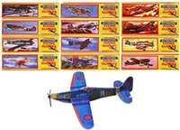 airplane games flying - 3D G3 Foam Airplanes Sky Raider Flying Glider Planes Party Bag Fillers Childrens Toys Game Prizes