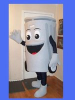 advertising trash cans - public trash can mascot costume adult size recycle waste ash bin garbage can anime costumes advertising mascotte fancy dress SW1702