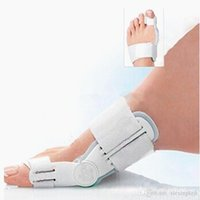 Wholesale 1 Pair Hot Sale New Big Toe Bunion Splint Straightener Corrector Foot Pain Relief Hallux Valgus for Unisex