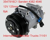 Wholesale 3547916C1 Sanden SD7H15 CO C91 International Navistar Trucks car air Compressor