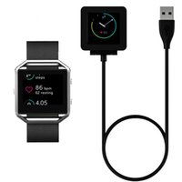 Wholesale Fitbit Blaze Smart Watch Charger Cardle Dock USB Charging Cable