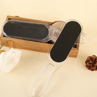 Wholesale Very Good Quality Foot Podiatry Callus Remover Machine Foot Plastic File Double Side