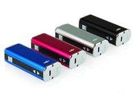 IStick 20W batería kit simple con el cable del usb y el mod mod de la caja del adaptador del ego contra la hoja 10W mini 30W en la promoción