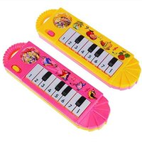 Wholesale Infant Baby Toddler Kids Musical Piano Early Educational Developmental Toy A00004 SMAD