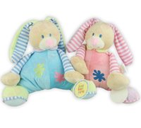 Wholesale New Arrived Carter s Multifunctional Educational Baby Plush Rabbit Bell Toys Bed Hang Gifts With Sound PC New MK96