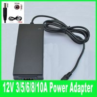adapter volt - 12 volt LED switching power supply A W A w A w Led real power table type led adapter For LED Strip Light