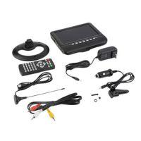 Wholesale 7 dh inch draagbare lcd monitor digitale analoge TV mobiele TV Fm mp3 usb sd mmc kaartlezer slotcar ons eu stekker groothandel