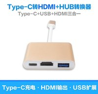 av hub - USB3 Type C to K HDMI USB C Digital AV Multiport Adapter K OTG USB HUB Charger for Macbook quot