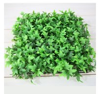 artificial boxwood hedge - Artificial Hedge Mat fake ivy fence cm cm Artificial Boxwood outdoors privacy for garden decoration