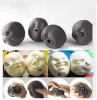 antistress toy - Vent Ball Toy Resin Relax Doll Adult Stress Relieve Novelty Toy Antistress Funny Ball For Christmad Gift