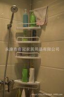 bathroom corner stand - Bathroom Balcony kitchen pod Four layers Shelves Bathroom Tripod Racks Standing Stainless and ABS Quality
