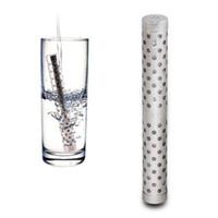 alkaline antioxidant water - Health Natural Diet Ion Alkaline Hydrogen Water Stick Nano Antioxidant Tube Energy Quantum Alkaline ORP pH Balance