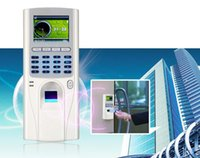 Wholesale Cheap fingerprint TCP IP communnication standalone without software fongerprint user TFS access control reader
