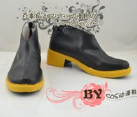 akita boots - VOCALOID Akita Neru Cosplay Boots shoes shoe boot NC437 Halloween Christmas