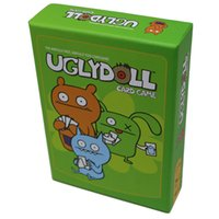 Wholesale paper UGLYDOLL board ggame kids puzzle family interactive games for players children toy