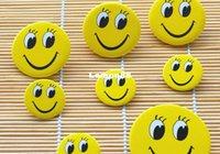 big happy face - Charming smile smile badge smiling face big badge badge diameter cm friendly smile