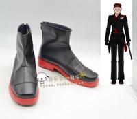 adam shoes - RWBY Adam Taurus cosplay cos shoes D35