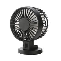 air conditioner blower - Pocket Rechargeable USB Desk Mini Fan Handheld Travel Blower Air Cooling Conditioner