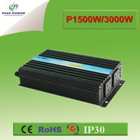 Wholesale Soft Start Hz Hz DC to AC Pure sine wave power inverter w inverter v v off grid