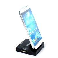 Cheap Micro USB OTG SD FT Card HUB Dock Reader for Galaxy S4 Note 2 Samsung Meizu #64038