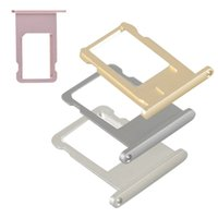 Wholesale SIM card tray bracket holder slot case for iPhone quot Plus quot Replacement