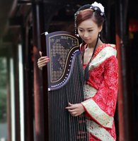 Wholesale Hot Sale Dig embedded professional window guzheng Beginners recommend