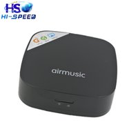 Wholesale 2016 latest Wireless Wifi Audio player Support iOS Android Airmusic DLNA AirPlay Qplay Music Radio streaming receiver
