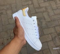 Wholesale Top quality women men new stan shoes fashion smith sneakers casual leather sport running shoes