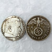 Wholesale Germany MARK A Silver Coin Deutsches Reich Copy Coin