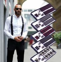 Wholesale Quality Mens Suspenders Men Braces Supports Suspenders For Women Elastic Adjustable Pants Suspenders Mens Clothing Accessories