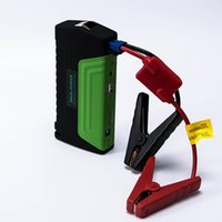 Wholesale 50800mAh V Super Car Jump Starter Auto Engine EPS Emergency Start Battery Source Laptop Portable Charger Mobile Phone Power Bank SOS